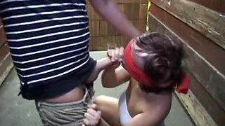 blindfold team fuck