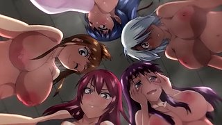 Jpanese hentai anime the newest ones compilation 3D