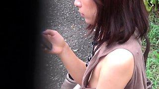 Asian teens nipples showing