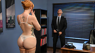 Lauren Phillips & Johnny Sins in The New Girl: Part 1 - Brazzers
