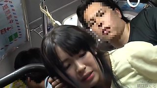 Asian Girl Fucked In The Bus