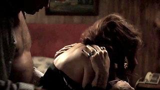 Susan Sarandon in a Threesome