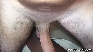 Young black maid open for daddy's cock