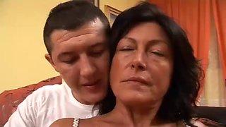 italian mom seduces son
