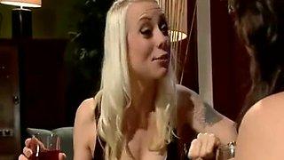 Kinky German couples in hot femdom fun