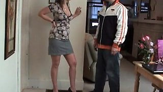 Incredible homemade Cunnilingus, Upskirts xxx scene