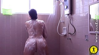 Earth Family Sex. Part 28 Yellow Collection. Julia V Earth Takes Shower. Collectors Edition