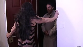 Hispanic Dude Attacks The Giant Clit