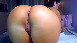 Perfect Ass Camgirl
