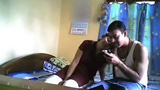 Bangla desi Muslim Bhabi LOVEs Hubby's Friend HiddenCam HQ