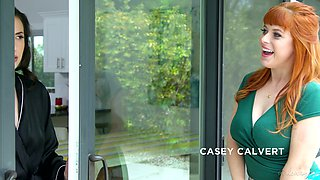 Fucking hot milfs Penny Pax and Casey Calvert are eating each others pussies