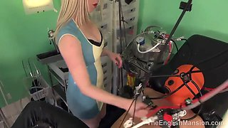 Electric milking machine