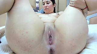 bbw showing her beautiful pussy