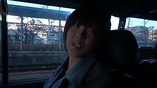 Exotic Japanese model Yuzu Ogura in Incredible POV, Big Tits JAV video