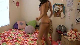 My Horny Girlfriend Seduced Me In a Sexy Strip Dance