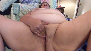 playing with myself in the bed