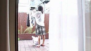Fabulous Japanese girl Hana Haruna in Hottest JAV censored Swallow, Hairy video