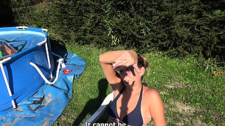 Cum Covered Swapped Wife