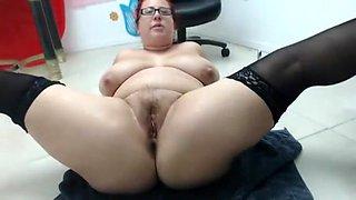 Best homemade Fetish, BBW porn video