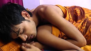 Hot indian girl romance with boyfriend