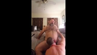 Daddy fuck in Forest