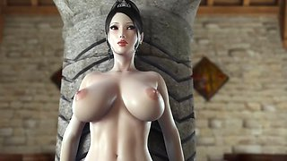 Secret of Beauty 3 Uncensored 3D Animation