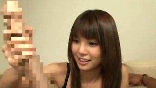 BBC Harusaki Azumi Japanese Woman Vibrator Sex Monster Cock 39cm African