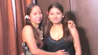 Cute Young Indian Lesbo Girls Naked