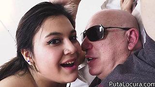 Sexy Thick Ass Latina Teen (Sexy Thick 18Yrs Latina Xtreme Blowjob & Fuck) 1080p