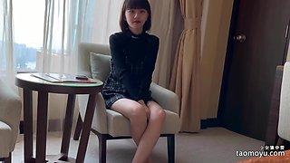 Chinese school girl