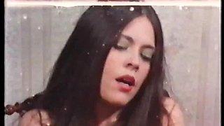 Patricia Rhomberg Schwarzer Orgasmus 1970s Classic xxx 8mm