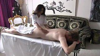 Massage from thai milf