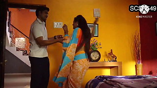 Hot and sexy desi woman fucked by bf