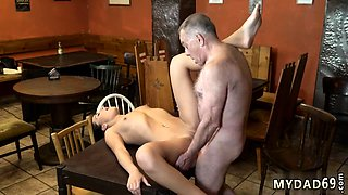 Seducing daddy and french old mom Can you trust your gf leav