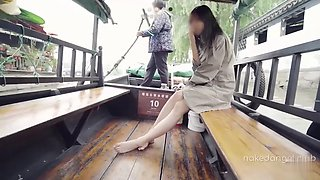 Chinese Teen Public Nude