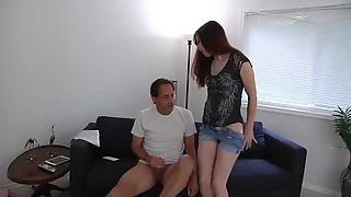 Hottest daughter daddy fuck 1080p version