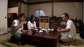 Beauty Bride Star Saki Yuna Dyed Color Father-in-law