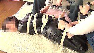 Fabulous Japanese chick in Incredible Mature/Jyukujyo, BDSM JAV scene ever seen