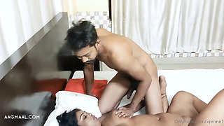 Indian Behind the Scene and Uncensored From the Set of Laxmi Bhabi
