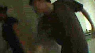 Japanese Femdom Video Dildo and Pee Bullying 3