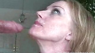 Perfect Homemade Blowjob from Sexy GILF