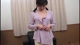Japanese Mature Emiko Koike Bukkake (Uncensored)