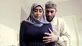 Violet Myers In Ass Of Teen Bearing Hijab