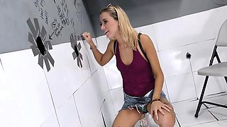 Haley Reed Cheats With BBC - Gloryhole