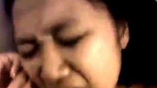 Indonesian - ceweknya kesakitan dientot kerna masih ketat