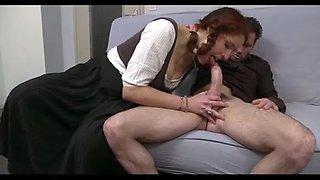 Hottest Mature, MILF adult clip