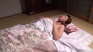 Exotic Japanese whore Hana Yoshida, Yumi Kazama in Best masturbation, big tits JAV clip