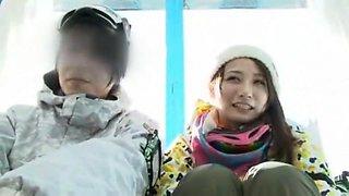 Crazy Japanese slut Anna Momoi, Nozomi Wakui in Fabulous Lingerie, Massage JAV movie