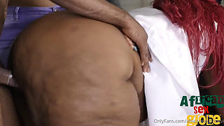 Chunky Phat African Ass House