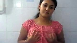 Sri lankan girl cute Masturbation